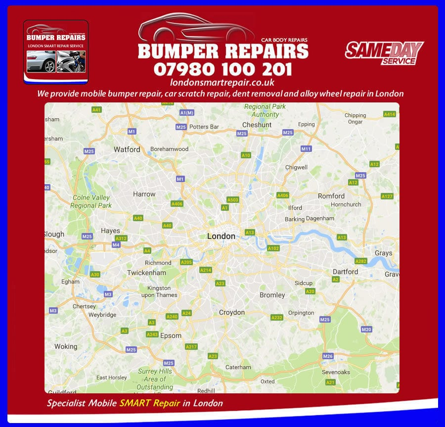 Car Dent Repair South East London